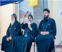 بيت الكرمة بـ«وادي النطرون» ينظم كرنفالًا للشباب من الأسرات الجامعية والمغتربين