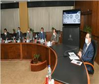 وزير البترول يتابع تقدم تنفيذ برنامج التوسع في محطات الغاز الطبيعي