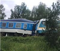 مصرع شخصين إصابة العشرات جراء تصادم قطاري ركاب في جمهورية التشيك