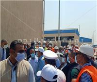 رئيس الوزراء يتفقد مجمع الصناعات الحرفية بالإسماعيلية