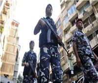 الشرطة اللبنانية تنظم مسيرة صامتة لميناء بيروت