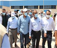رئيس الوزراء يتابع مشروعات «حياة كريمة» من قرية التقدم بالقنطرة شرق
