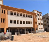 استكمال أعمال إنشاء 6 مدارس جديدة في مطروح
