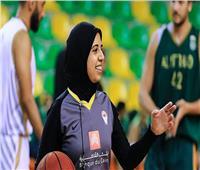 حكم السلة الدولى سارة جمال: الحجاب لم يمنعني من التحكيم في أولمبياد طوكيو