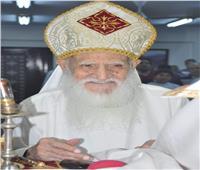 البابا تواضروس ينعى شيخ كهنة إيبارشية سوهاج
