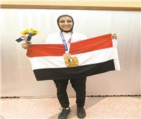 طوكيو 2020| جيانا فاروق بطلة الكاراتيه تحرز الميدالية الرابعة لمصر