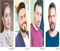 «بشاير» موسم رمضان 2022.. «هجمة مرتدة» لكرارة و«الاختيار3» للسقا و«الكبير أوي» لمكي