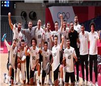 طوكيو 2020   انتهاء الشوط الأول بتقدم إسبانيا على مصر 19-16