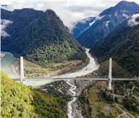 «سقف العالم»: يدعم طريق سيتشوان - التبت السريع عددًا من المدن والبلدات الحديثة