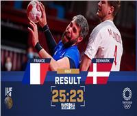 طوكيو 2020   فرنسا يتغلب على الدنمارك ويتوج بذهبية كرة اليد