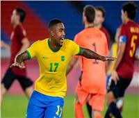 البرازيل تتوج بذهبية كرة القدم على حساب إسبانيا   فيديو
