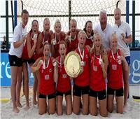 النرويج تتوج ببرونزية كرة اليد للسيدات في الأولمبياد بالفوز على السويد 36-19