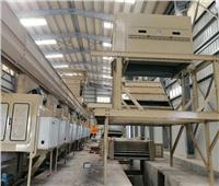 استمرار أعمال تركيب المعدات الحديثة بـ 3 «محالج» جديدة