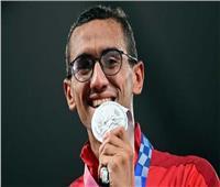 اللجنة الأولمبية: «أحمد الجندي» كسر رقم قياسي في طوكيو2020..فيديو