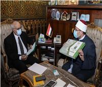 وزير الأوقاف: بناء 1500 مسجد جديد منذ أغسطس
