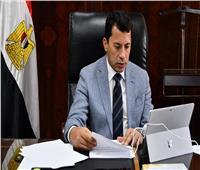 رسالة من وزير الرياضة لـ«أبطال مصر» في أوليمبياد طوكيو 2020