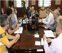 محافظ بني سويف يستأنف عقد اللقاء المفتوح لحل مشكلات المواطنين
