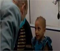 والدة مريم: اهتمام كبير من العاملين في معهد ناصر بعلاج ابنتي