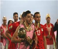 نجم الأهلي السابق: أكرم توفيق مستقبل الكرة المصرية فى هذا المركز
