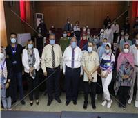 29546 طالبًا وطالبة يسجلون أسماءهم لأداء اختبارات القدرات بكليات جامعة حلوان