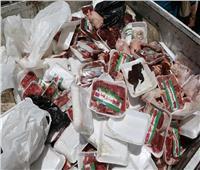 «شرطة التموين» تحبط ترويج 40 طن أغذية ومنتجات فاسدة