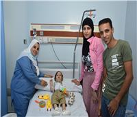 جامعة عين شمس تواصل مشاركتها في المبادرة الرئاسية لعلاج ضمور العضلات