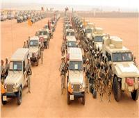 القوات المسلحة تقضي على 13 تكفيريًا بوسط وشمال سيناء