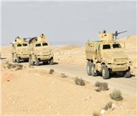 تفاصيل قضاء القوات المسلحة على 13 تكفيرياَ بوسط وشمال سيناء
