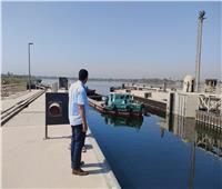 محافظ قنا يُعلن عودة الملاحة النهرية عقب غرقالقاطرة ناصر 261