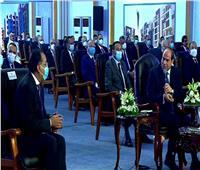 الرئيس السيسي: النمو السكاني كاد يدمر الدولة ويفوق طاقة البلاد