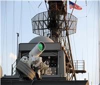 تزويد مدمرة الصواريخ «USS Dewey» بسلاح (LaWS) الليزري  فيديو