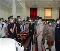 اختتام المؤتمر الدولي الخامس لبحوث وابتكارات الطلبة بالكلية الفنية العسكرية