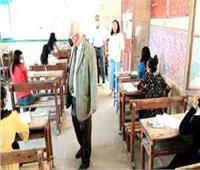 20 ألف طالب بالإعدادية أدوا امتحان الدور الثاني بالإسكندرية