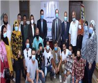 «مكافحة الإدمان» يطلق البرنامج التدريبي السابع للتوعية الأسرية للمتعافين.. صور