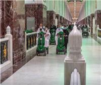 «شئون الحرمين» تتيح 4 مداخل إضافية لخدمة قاصدي البيت الحرام
