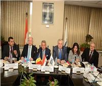مجلس الأعمال المصري الروماني يبحث استعدادات زيارة بوخارست
