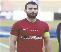 باسم مرسي في المصري لمدة موسمين