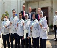 هشام حطب: تكريم الرئيس للأبطال الأولمبياد دليل نجاحنا