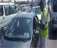 تحرير 2769 مخالفة مرورية على الطرق السريعة والمحاور الرئيسية
