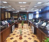 """ضمن مشروع """"مودة"""" .. إنطلاق فعاليات تدريب المدربين بجامعة دمنهور"""