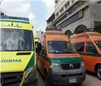إصابة 7 أشخاص في حادث تصادم أتوبيس بجرار زراعي بالإسماعيلية