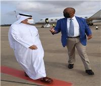 رئيس الكاف يصل المغرب لحضور نهائي كأس محمد السادس للأندية العربية