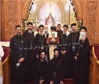 الأنبا تادرس يختتم نهضة صوم العذراء مريم ببورسعيد