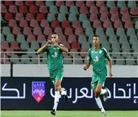 نهائي كأس الأندية العربية| الرجاء يضرب اتحاد جدة بثلاثية في الشوط الأول