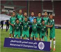 الرجاء المغربي يتوج بكأس الأندية العربية على حساب الاتحاد السعودي