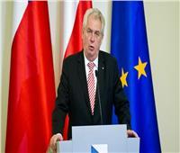 رئيس التشيك: عدو الناتو هو الإرهاب الدولي