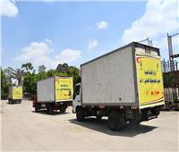 «الأوقاف»: انطلاق سيارات توزيع لحوم الأضاحي إلى 7 محافظات  فيديو وصور