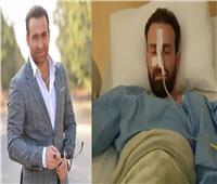 «من على سرير المرض».. نضال الشافعي يكشف حقيقة انفجار قولونه  خاص