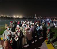 بعد عودتهم إلى أرض الوطن.. الجالية المصرية في أفغانستان توجه الشكر للرئيس السيسي