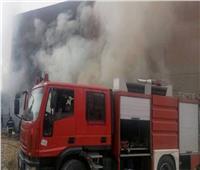 «ماس كهربائي» وراء حريق حديقة إحدى مستشفيات الصحة النفسية بحلوان